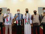 Wali Nanggroe Serukan Dukungan Kepada Rakyat Palestina