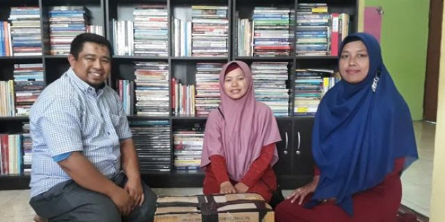 Dalam Dua Tahun RUMAN Aceh Telah Buka 37 Rumah Pustaka