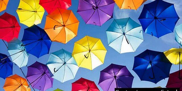 Payung Dulunya Benda Terlarang