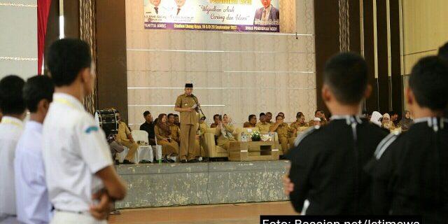 Irwandi-Nova Fokus Wujudkan Aceh Carong dan Meuadab