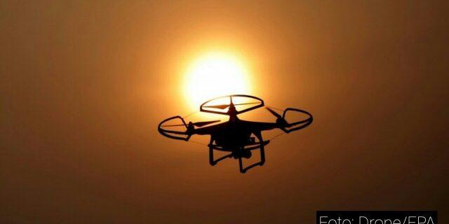 Pertama Kali, Uji Coba Kirim Kopi Gunakan Drone Sukses