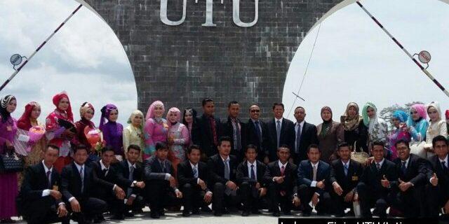 Alumni FISIP UTU Dituntut Kreatif dan Inovatif