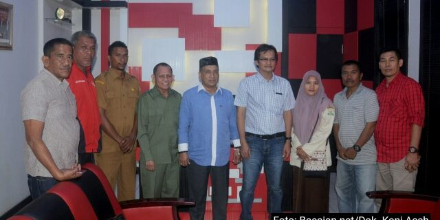 Inalum Monitoring Bantuan untuk Mantan Atlet Aceh