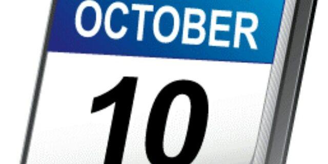 10 Oktober: Sejarah dan Peristiwa Penting