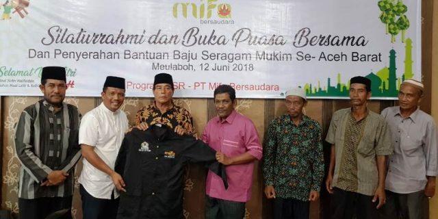 Forum Mukim Apresiasi Kiprah Perusahaan Tambang di Aceh Barat