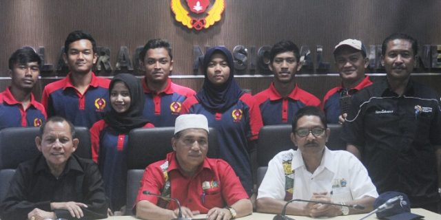 KONI Aceh Lepas Atlet Binaan Uji Tanding