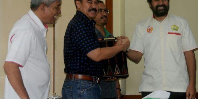 Jabar Serahkan Dukungan Tertulis untuk Aceh-Sumut