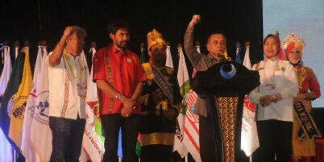 Sah! Aceh-Sumut Tuan Rumah PON 2024