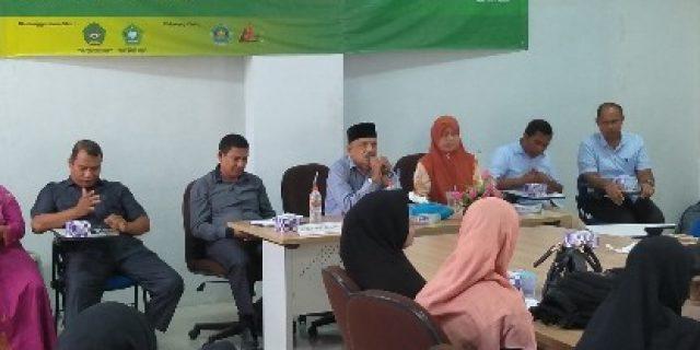 Guru PAI Se-Banda Aceh Dilatih Teknis Pengelolaan Perpustakaan