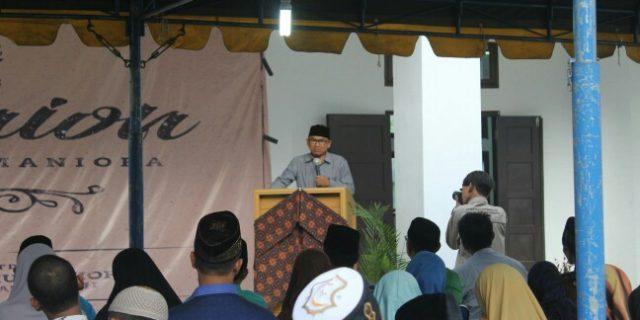 Alumni Fakultas Adab UIN Adakan Silaturrahmi dan Mubes
