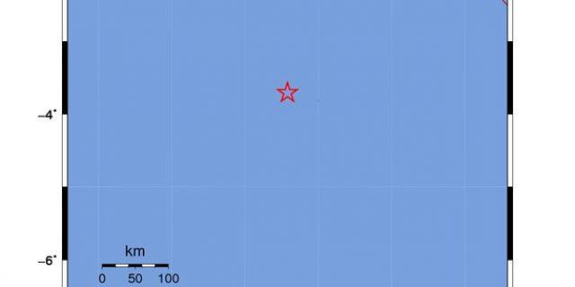 Gempa 5.1 SR Guncang Aceh Barat