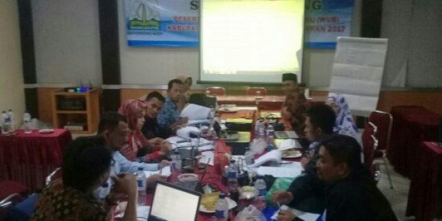 Pelayanan Publik dan Reformasi Birokrasi Jadi Fokus RPJMD Nagan Raya