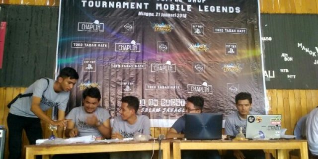 Komunitas Game Meulaboh Adakan E-sport Mobile Legends