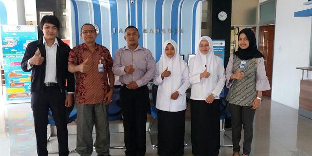 Mahasiswa Syariah Dikenalkan Dunia Kerja