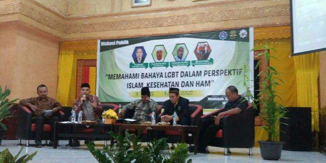Mahasiswa dan Masyarakat Aceh Barat Bahas Bahaya LGBT