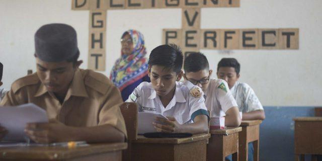 Tarik Minat Calon Siswa, MAN 1 Aceh Barat Adakan Lomba