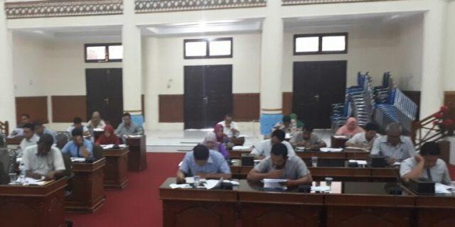 Tiga Puluh Calon Anggota KIP Aceh Barat Lulus Tes Tulis