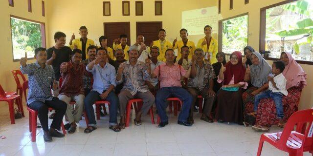 Masyarakat Pasi Aceh Dilatih Penyusunan RPJMG