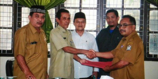 Masa Jabatan Berakhir, Ini Pesan Kepala Sekretariat MPD Aceh Barat