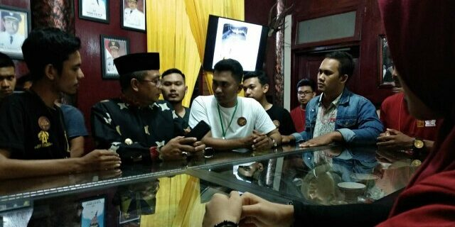 Bupati Kunjungi Anjungan Kabupaten Aceh Barat