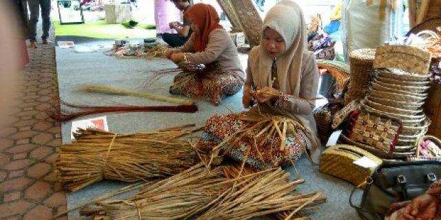 Aceh Barat Juara II Kerajinan Anyaman
