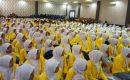 Mahasiswa Fisip UTU Doakan Korban Gempa Lombok