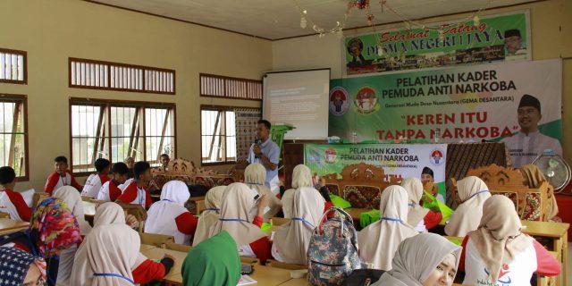 Pemuda Aceh Jaya Dilatih Sebagai Kader Anti Narkoba