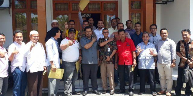 KIP Aceh Barat tetapkan 333 DCT, Keterwakilan Perempuan Capai 45 Persen
