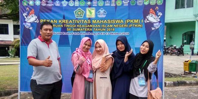 Mahasiswa STAIN Meulaboh Dulang Prestasi di PKM Sumatera