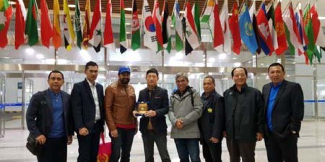 KONI Aceh Jajaki Kerjasama dengan Korsel