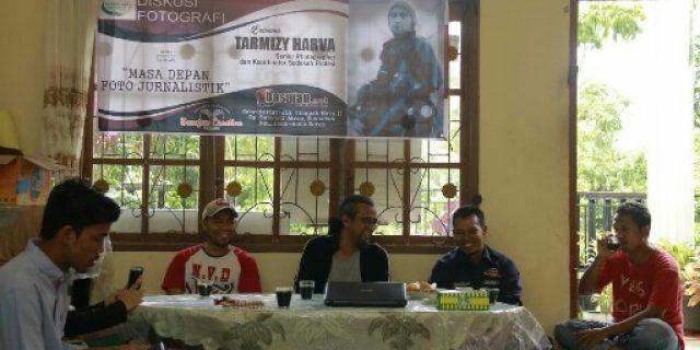 Basajan Beri Pelatihan Fotografi Bagi Anak Muda Aceh Barat