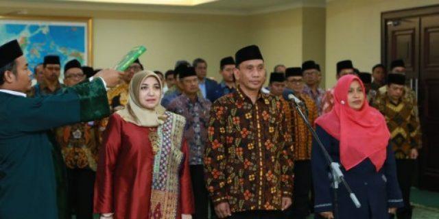 Tujuh Rektor Perempuan di Indonesia