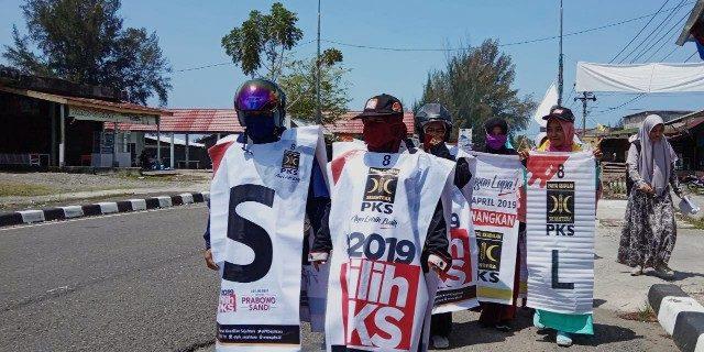 Flash Mob Kampanye Ala PKS