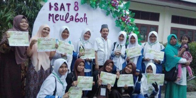 MAN 1 Aceh Barat Juara i-SAT