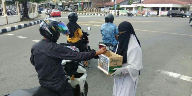 KAMMI Aceh Barat Kumpulkan Rp20 Juta untuk Sentani