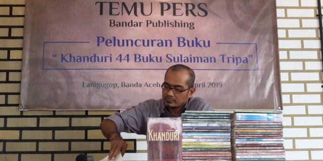 44 Buku di Milad 43 Sulaiman Tripa
