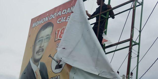 Jelang H-1 Pemilihan, Panwaslu Pastikan Aceh Barat Bersih dari APK
