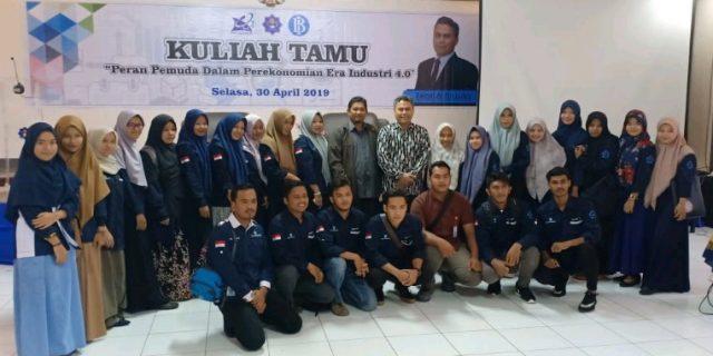Kepala BI Aceh Ajak Mahasiswa Kembangkan Wirausaha