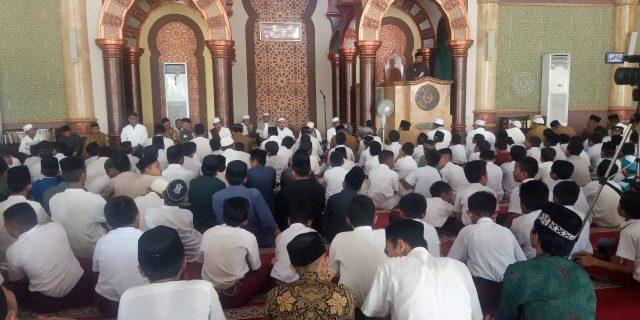 Sambut Ramadan Pemkab Aceh Barat Zikir Bersama