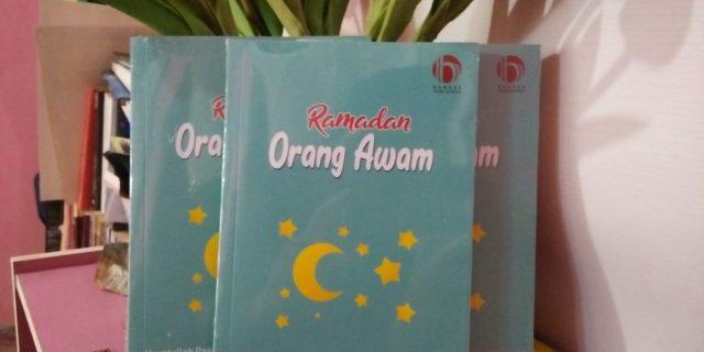 Bandar Publishing Terbitkan Buku Ramadan Orang Awam