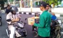 Mahasiswa Aceh Barat Galang Dana Bantu Korban Puting Beliung