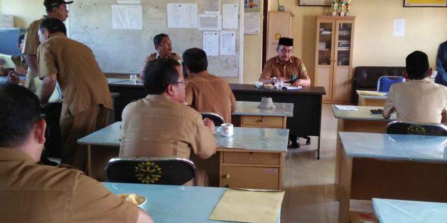 Kemenag Aceh Barat Sosialisasi USBN PAI BK
