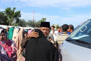 JCH Aceh Barat Diberangkatkan