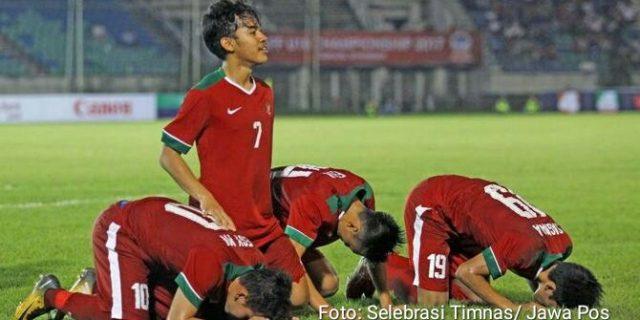 Timnas Tekuk Thailand 3 Gol Tanpa Balas