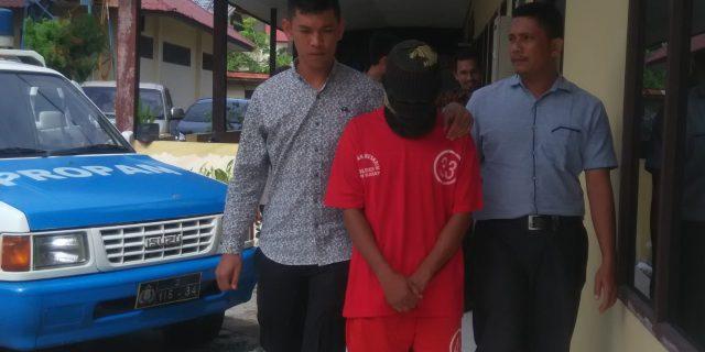 Pengedar Sabu Dibekuk Polres Aceh Barat
