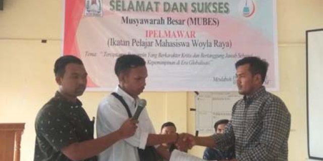 Musrandi Pimpin IPELMAWAR