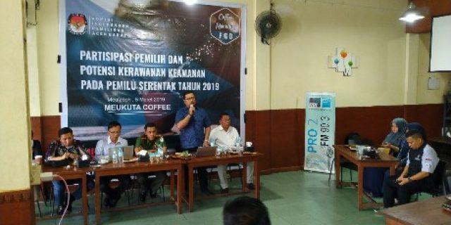 Lawan Hoax KIP Aceh Barat Adakan FGD
