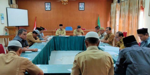 Aceh Barat Tetapkan Zakat Fitrah 3,5 Liter Per Jiwa