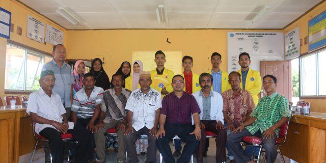 Tim FE UTU Sosialisasi Kebijakan Pengelolaan Dana Desa