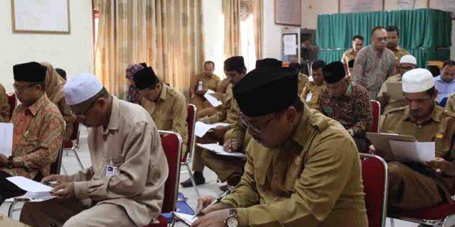 ASN Kemenag Ikut Seleksi Petugas Haji 2019
